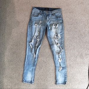 STS Blue ripped skinny jeans from Nordstrom